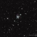 The Very Rare Hickson 91 Compact Galaxy Group,                                Russ Carpenter