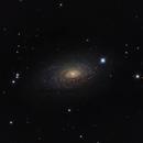 M63 LRGB and Quarantine,                                astrotaxi
