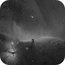 IC434 horsehead nebula,                                LAMAGAT Frederic