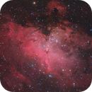 Queen Nebula Messier 16 Eagle Nebula,                                Maicon Germiniani