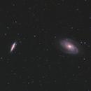 M81 & M82 - Cigar and Bodes Galaxies,                                Maria Pavlou