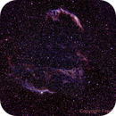 The Veil Nebula,                                Fred Bagni