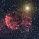 Jellyfish Nebula,                                Rathi Banerjee