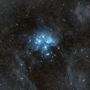 Messier 45 - Pleiades,                                Michel Makhlouta