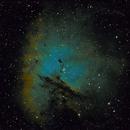 Pacman Nebula,                                Jakub Pracny