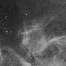 Carina Nebula with Gabriela Mistral Nebula NGC 3324,                                Paul Litchen