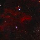 IC 5070 Pelican Nebula,                                Alexander Todorov