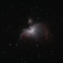 M42 - Orion Nebel,                                Jens Hartmann