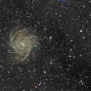 IC 342 (Caldwell 5),                                Miles Zhou