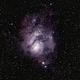 M8 Lagoon Nebula,                                Jay P Swiglo