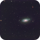 Messier 63 - Sunflower Galaxy,                                Eric Walden