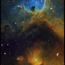 IC1848 Soul Nebula,                                marc