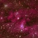 Cave Nebula (Caldwell 9/C9/SH2-155),                                Mike_Stutters