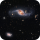 NGC 3718 et al,                                Jan Beckmann