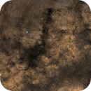 Pipe Nebula and Milky Way in Scorpius - 85mm,                                Frank
