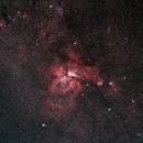 Carina Nebula,                                Jack