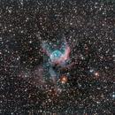 NGC2359 Thor's Helmet,                                Kevin Parker