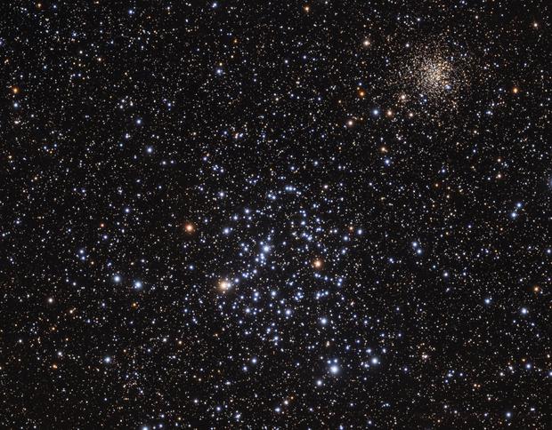 M35&NGC2158,                                MassimoTuninetti
