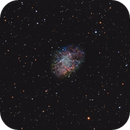M1 The Crab Nebula,                                Chuck Manges