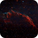 Eastern Veil Nebula,                                Fabio Ronci