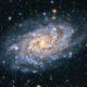 M33 - Triangulum Galaxy,                                HixonJames