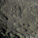 Clavius und Moretus in Farbe,                                Spacecadet