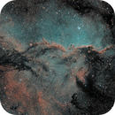 Dragons of Ara - Rim Nebula NGC6188,                                jlangston_astro