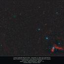 Comet C/2020 M3 ATLAS in Orion,                                Dominique Callant