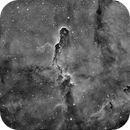 IC1396 crop & Barnard163,                                Georges