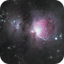 M42 - The Great Orion Nebula - Second Attempt,                                Crazy Owl Photogr...