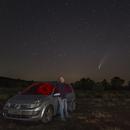 Comet C/2020 F3 NEOWISE,                                José J. Chambó