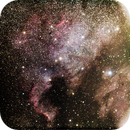 North America Nebula and Pelican Nebula,                                Jim Medley