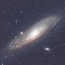 Andromeda (M31),                                Jérémy L