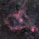 Heart Nebula,                                Johnny Qiu
