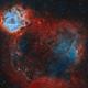 SNR G205.5+0.5 (Monoceros Loop),                                Tayson