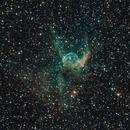 Thor Nebula ngc2359,                                Frigeri Massimiliano