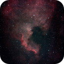 NGC 7000 North American Nebulae,                                Claudio Nunez
