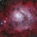 M8 - Dive in the Lagoon,                                Yann-Eric BOYEAU