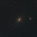 NGC 1316,                                Mark Sansom