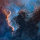 NGC7000 SHO,                                Vergnes Christophe