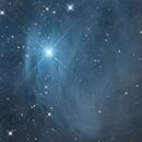 NGC 1435 - Merope Nebula / IC 349 - Barnard's Merope Nebula,                                Falk Schiel
