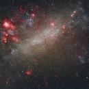 Grosse Magellansche Wolke,                                Franz Gruber