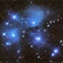 M45 Pleiades,                                Roberto Sartori