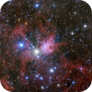 IC 417 - The Spider nebula,                                Rafael Schmall