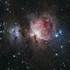 M42 - Orion Nebula & Running Man Nebula,                                8544659