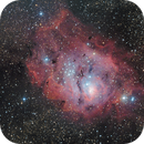 M8 Lagoon Nebula,                                Siegfried