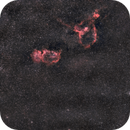 Heart & Soul nebulas,                                Cyril NOGER
