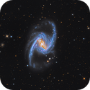 The Great Barred Spiral in Fornax - NGC 1365,                                Connor Matherne