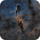 IC1396 in HORGB,                                Prath Pavaskar