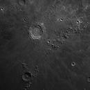 Lunar Impact Crater Copernicus,                                Tim Hutchison